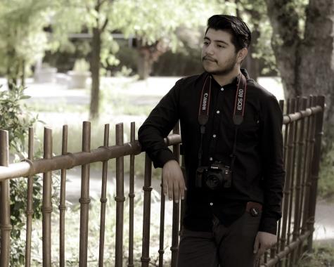 Edgar Reyes portrait